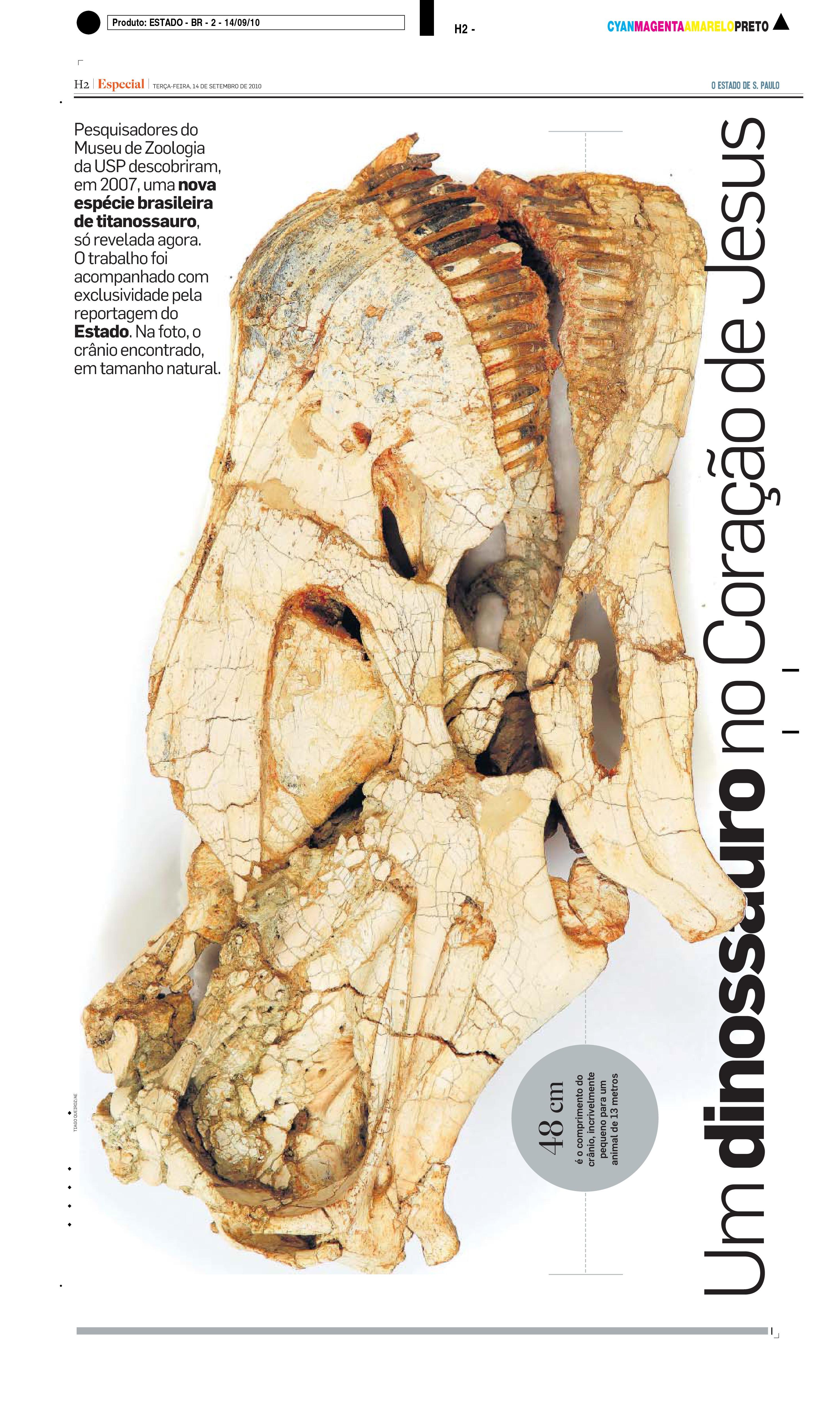 Dinossauros do Brasil - Caderno Especial (pag. 2)