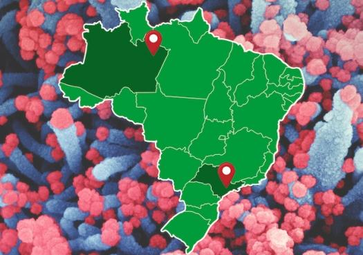 Mesmo com 76% de infectados, epidemia em Manaus não acabou