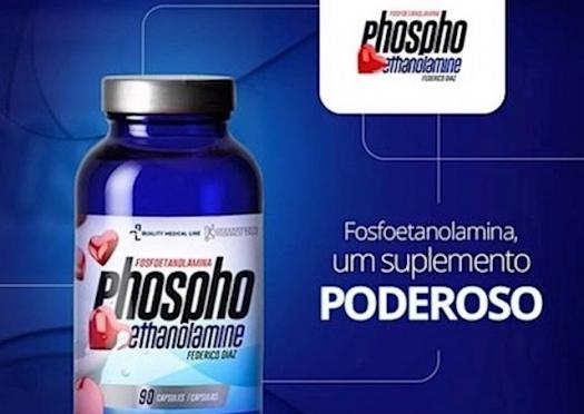 Fosfoetanolamina será vendida como suplemento alimentar