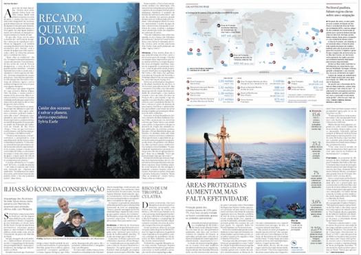 Um recado que vem do mar: Salvar os oceanos é salvar o planeta