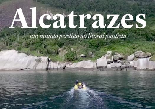 Alcatrazes: Um mundo perdido no litoral paulista