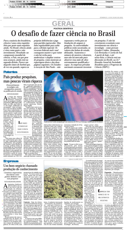 O desafio de fazer ciência no Brasil