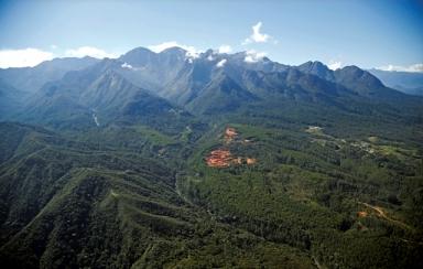Mineração preocupa na Serra da Mantiqueira