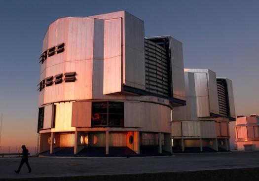 Adesão ao ESO divide astrônomos brasileiros