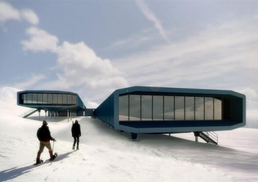 Futuro do Brasil na Antártida em discussão / Projeto da nova base é premiado