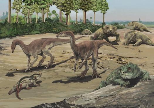 Estudo põe mais um dinossauro na pré-história do Brasil