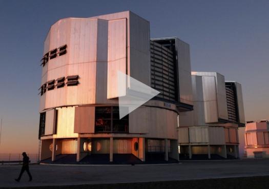 O Futuro da Astronomia Brasileira, no Deserto do Atacama