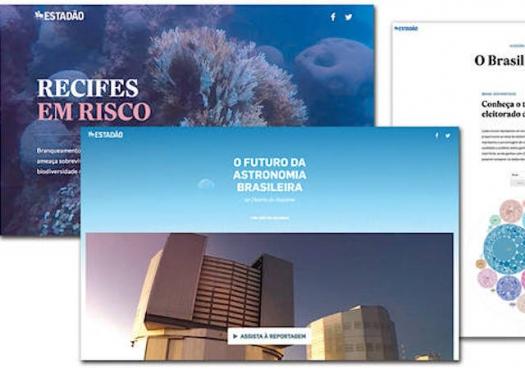 Estado leva 3 prêmios em concurso de design