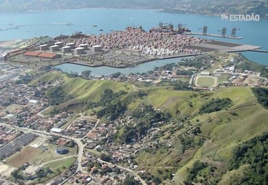 Parecer científico diz que ampliação do Porto de São Sebastião é inviável