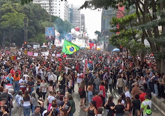 In Brazil, useful idiots protest cuts to research and education